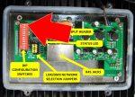 Cosmic Color Flood (50 watts) controller reset