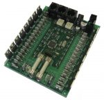 Light-O-Rama CMB16D-QC Deluxe DC controller board. 16 channels.