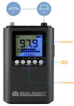 FM Transmitter with features
