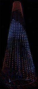 Big Pixel Tree