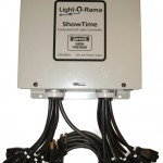 Light-O-Rama LOR1602W intelligent dimmer. 30 amps. 16 channels. Commercial use.