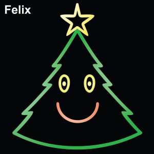 Trees of Christmas - Felix