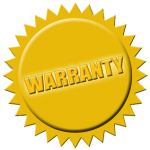 Light-O-Rama Warranty Seal