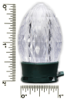 Cosmic Color Bulb with ruler