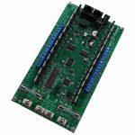 CMB-24 RGB control board with 8 RGB channels.