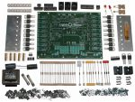 Light-O-Rama CTB16PC-semi-intelligent dimmer board. DIY kit requires soldering. 5-10 amps. 120-240VAC. 16 channels. Residential use.