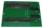 Light-O-Rama 16 Channel Connector Daughterboard for DIO32 Motherboard