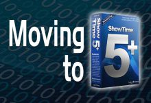 Moving to ShowTime 5