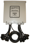 Light-O-Rama LOR1600W intelligent dimmer. 15 amps. 16 channels. Commercial use.