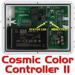 Reset for Cosmic Color Controller II