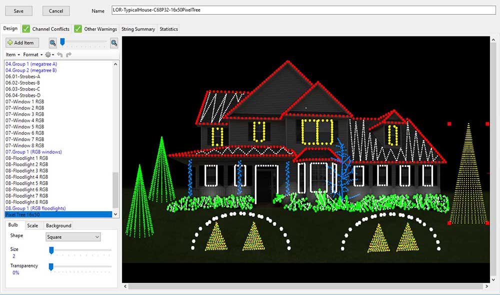 Sequencer-Preview Designer