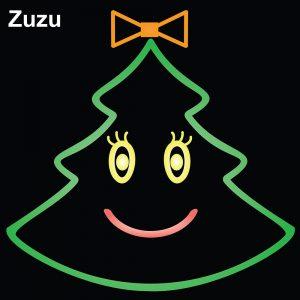 Trees of Christmas - Zuzu